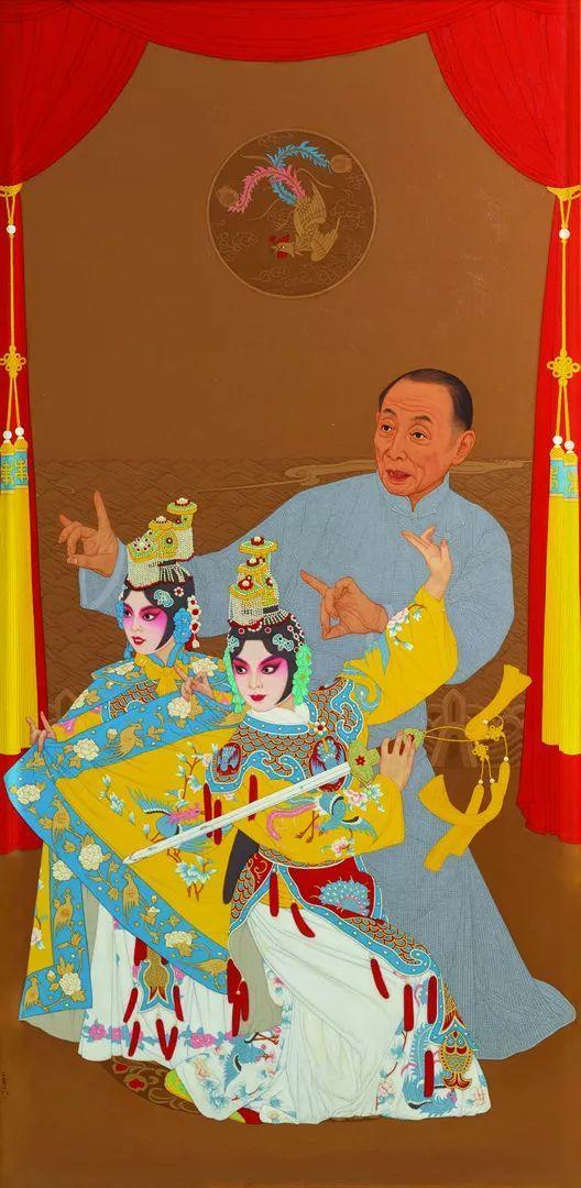 第十三届全国美展·油画作品展595幅 (全部)插图132
