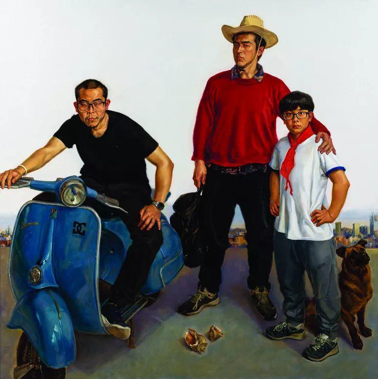 第十三届全国美展·油画作品展595幅 (全部)插图145