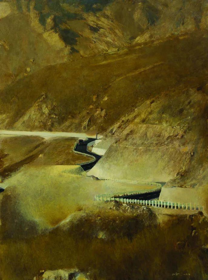 第十三届全国美展·油画作品展595幅 (全部)插图147