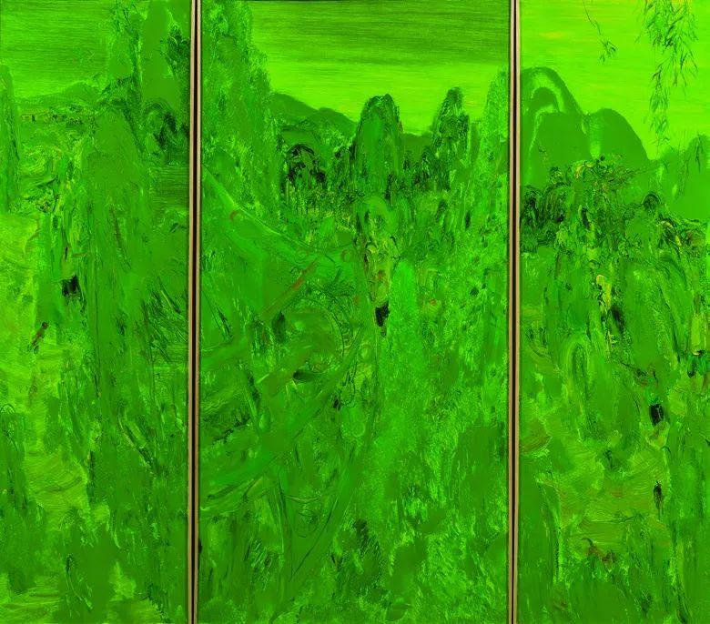第十三届全国美展·油画作品展595幅 (全部)插图168