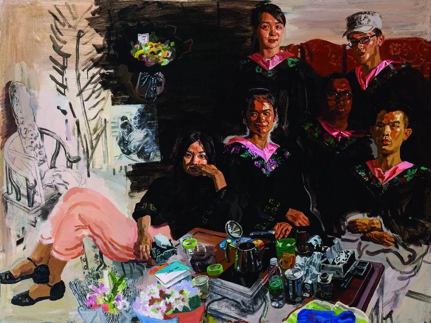 第十三届全国美展·油画作品展595幅 (全部)插图177