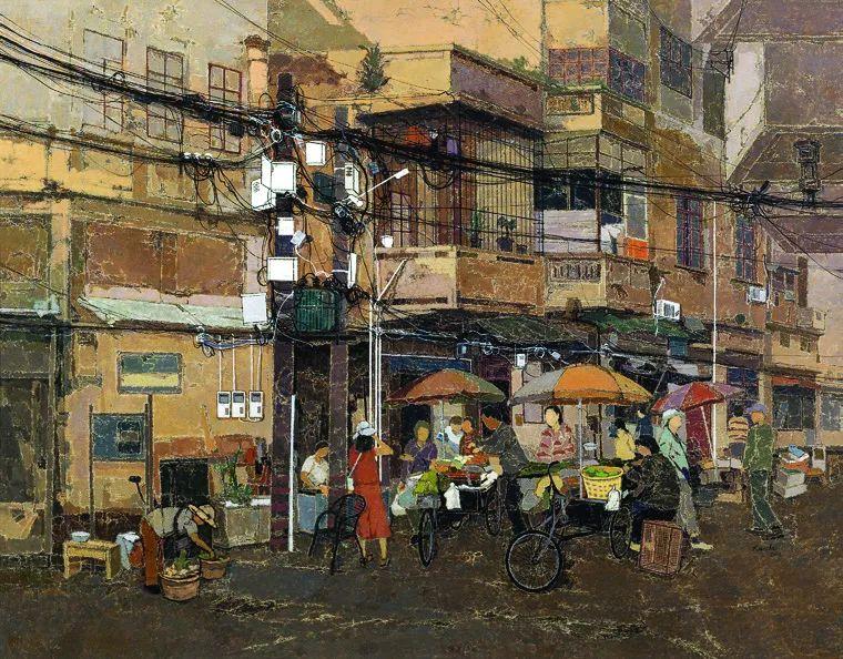 第十三届全国美展·油画作品展595幅 (全部)插图179