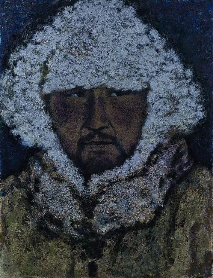 第十三届全国美展·油画作品展595幅 (全部)插图182