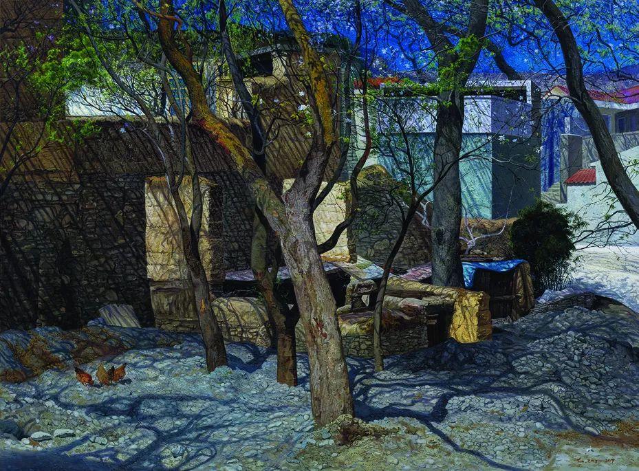 第十三届全国美展·油画作品展595幅 (全部)插图184