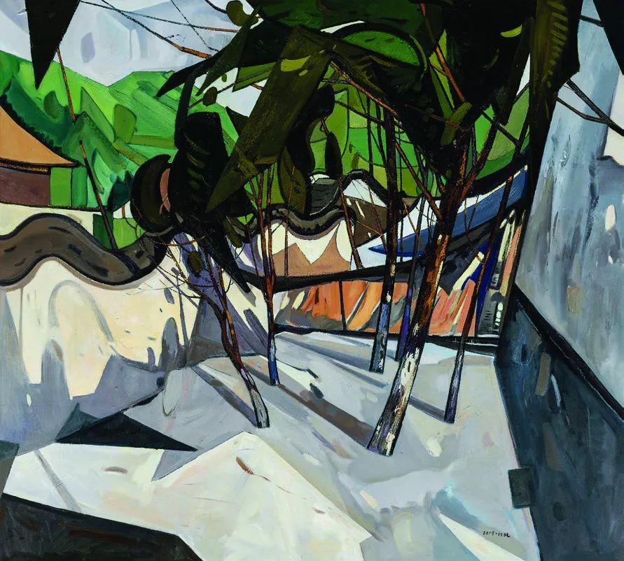 第十三届全国美展·油画作品展595幅 (全部)插图186