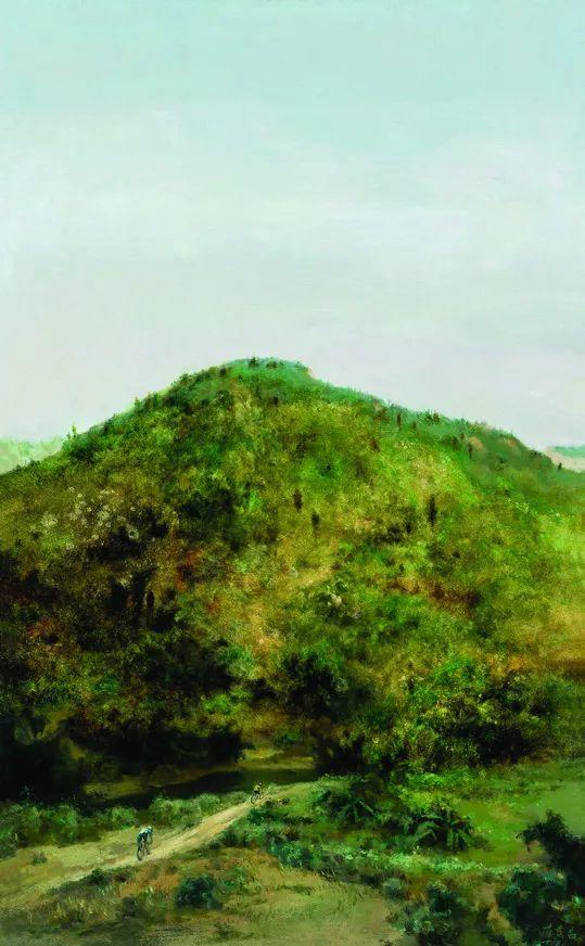 第十三届全国美展·油画作品展595幅 (全部)插图190