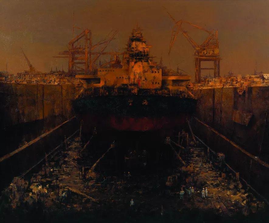 第十三届全国美展·油画作品展595幅 (全部)插图194