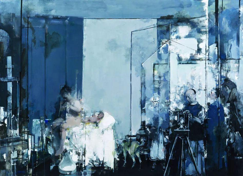 第十三届全国美展·油画作品展595幅 (全部)插图198