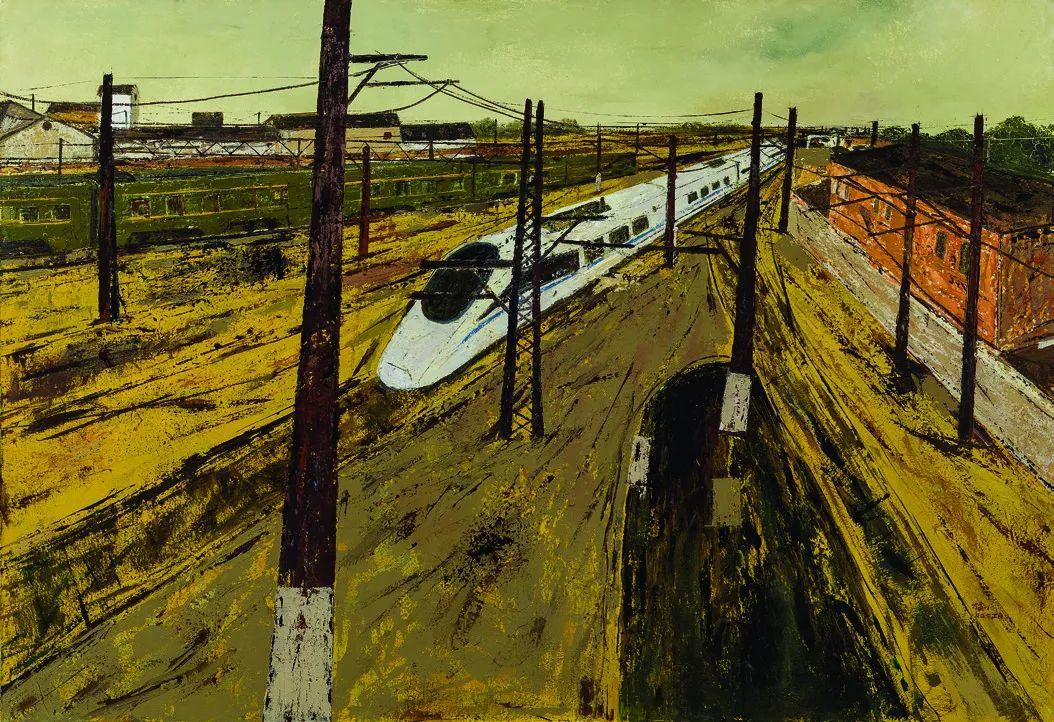 第十三届全国美展·油画作品展595幅 (全部)插图199