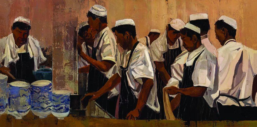 第十三届全国美展·油画作品展595幅 (全部)插图200