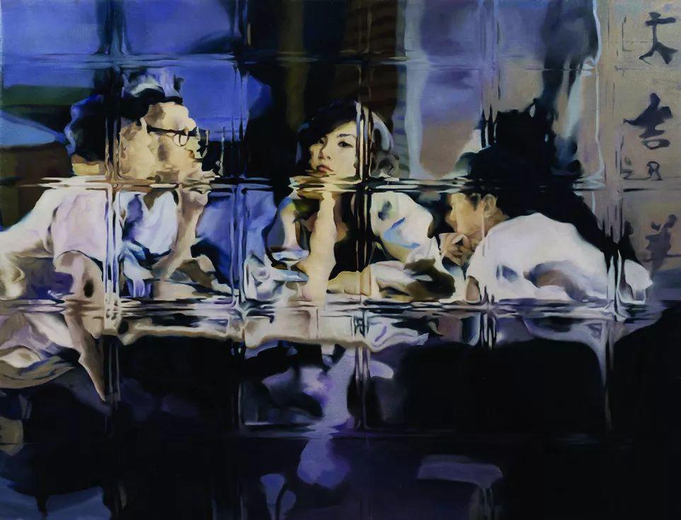 第十三届全国美展·油画作品展595幅 (全部)插图215