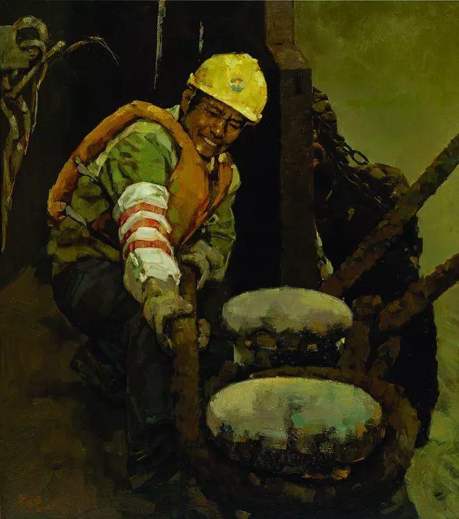 第十三届全国美展·油画作品展595幅 (全部)插图224