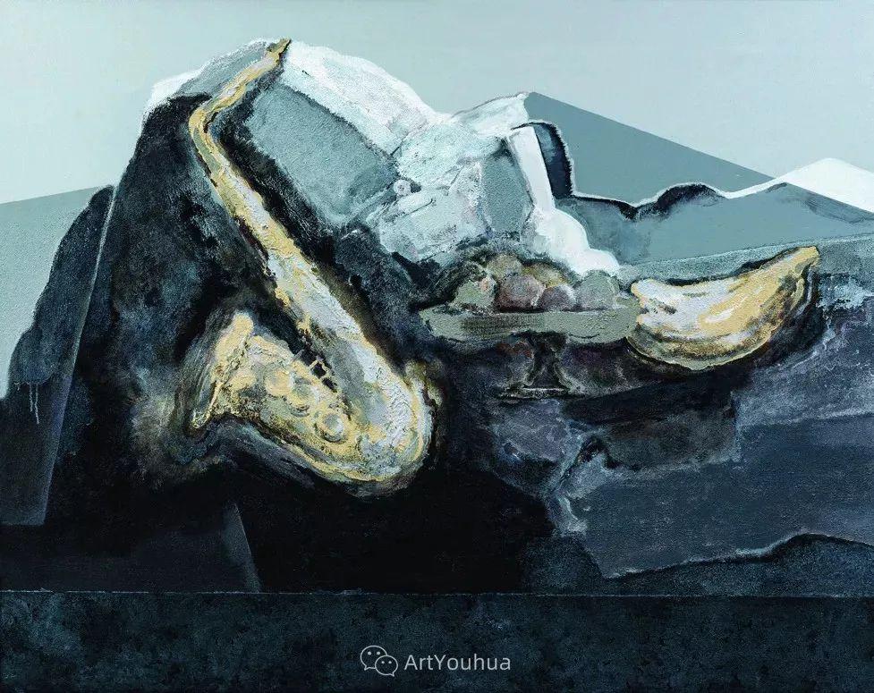第十三届全国美展·油画作品展595幅 (全部)插图228