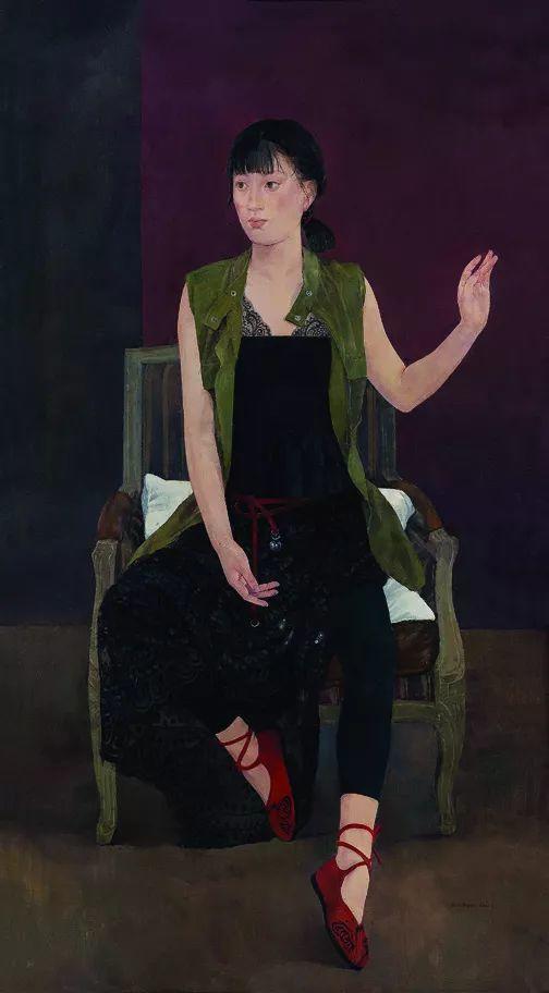 第十三届全国美展·油画作品展595幅 (全部)插图233