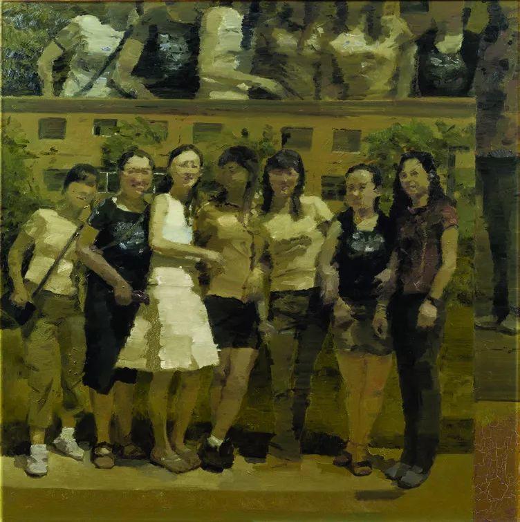第十三届全国美展·油画作品展595幅 (全部)插图240