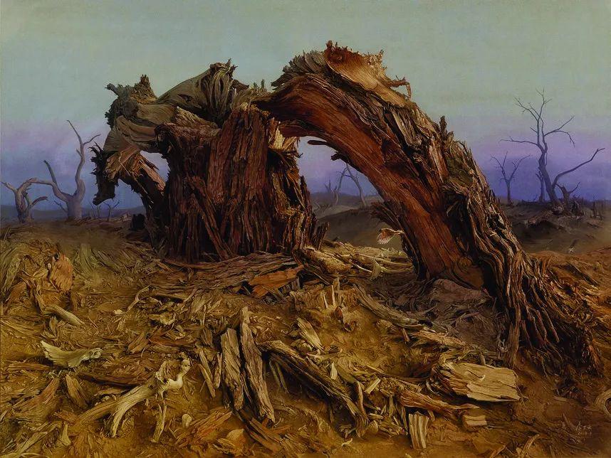 第十三届全国美展·油画作品展595幅 (全部)插图242
