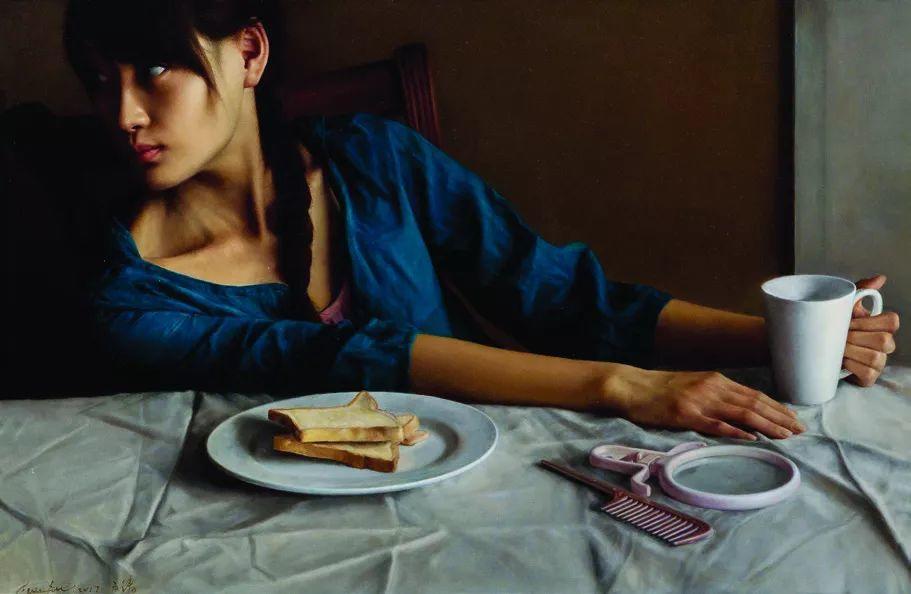 第十三届全国美展·油画作品展595幅 (全部)插图244