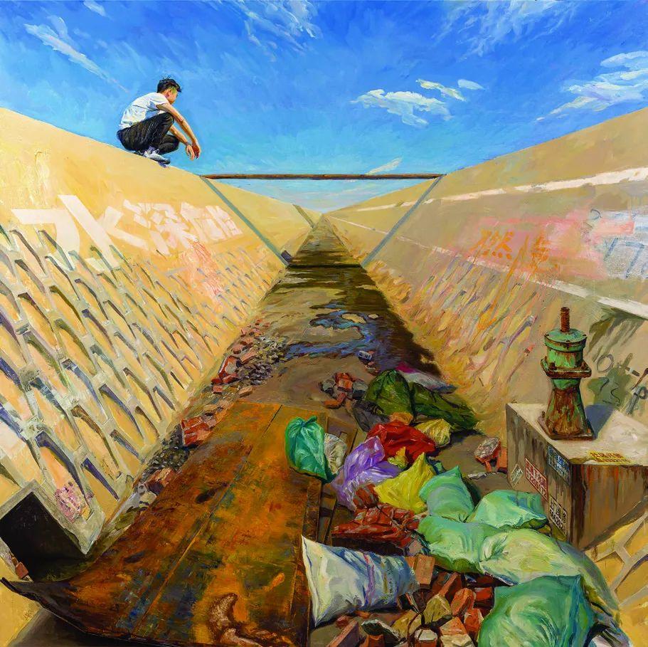 第十三届全国美展·油画作品展595幅 (全部)插图245