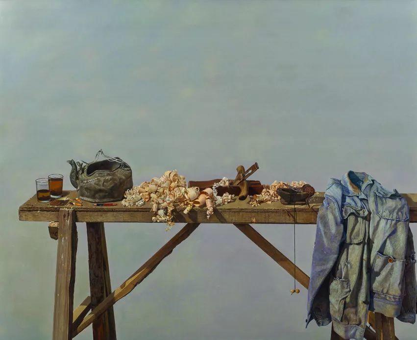 第十三届全国美展·油画作品展595幅 (全部)插图248