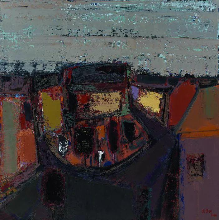 第十三届全国美展·油画作品展595幅 (全部)插图257
