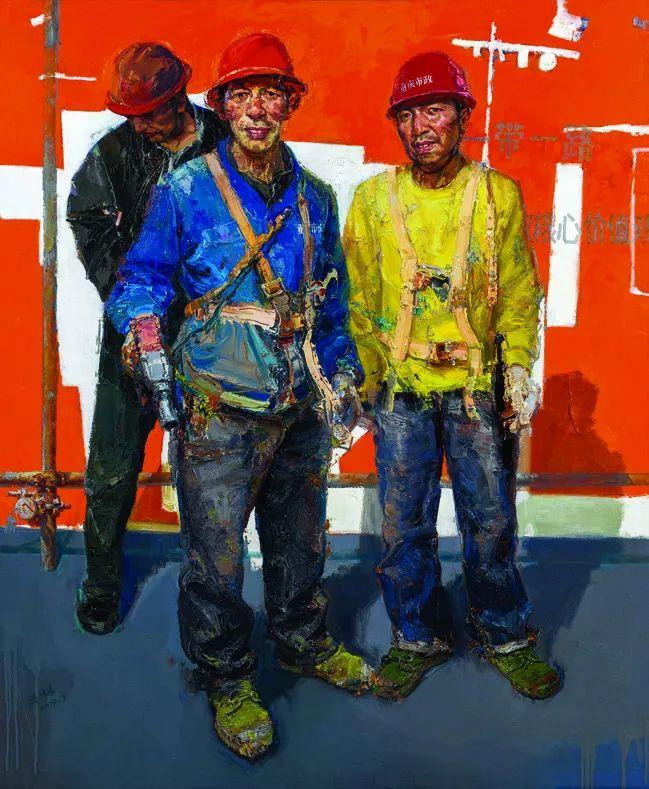 第十三届全国美展·油画作品展595幅 (全部)插图262