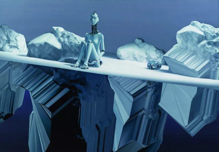 第十三届全国美展·油画作品展595幅 (全部)插图267