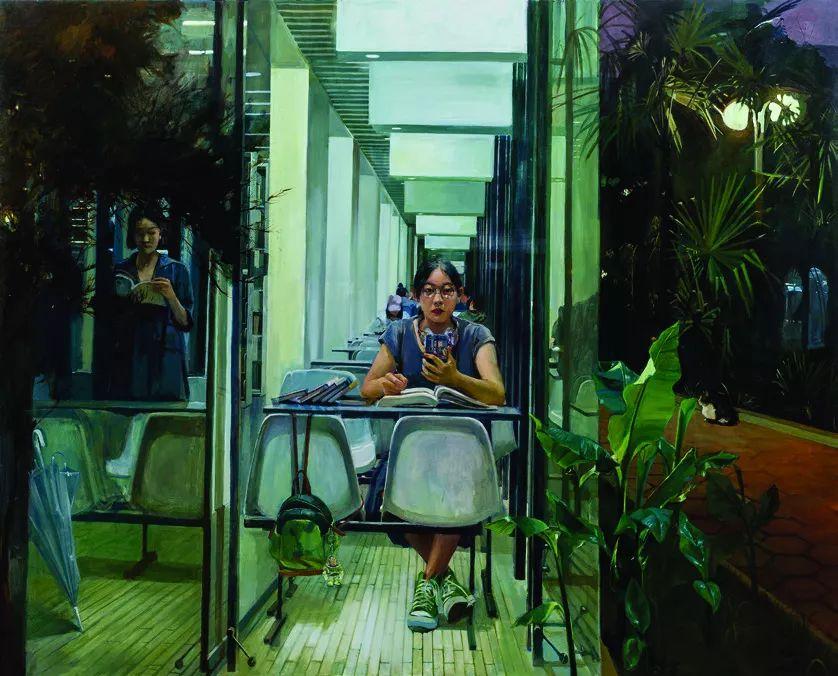 第十三届全国美展·油画作品展595幅 (全部)插图280