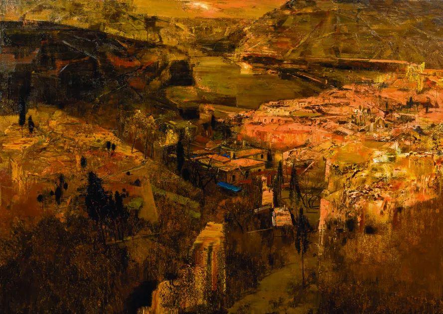 第十三届全国美展·油画作品展595幅 (全部)插图285