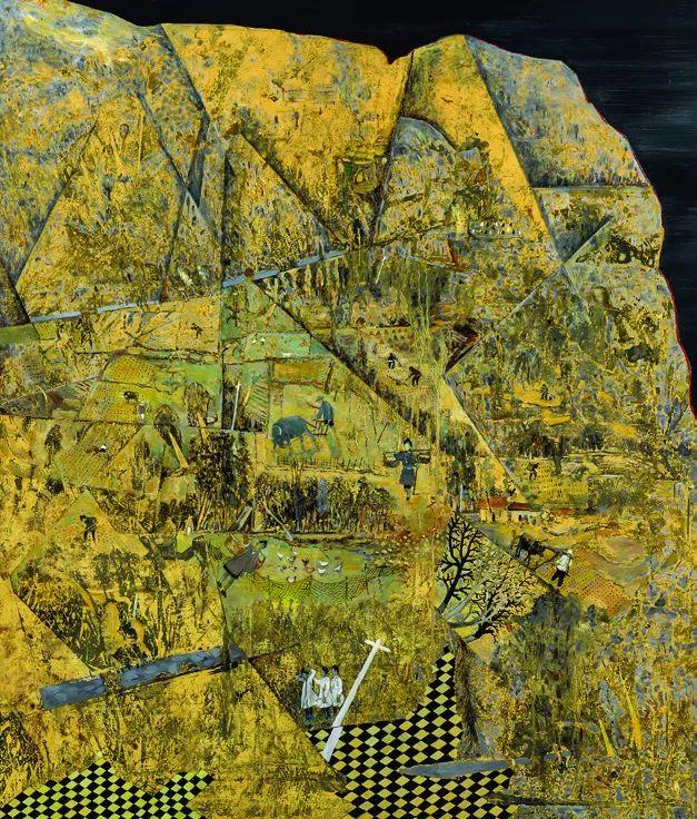 第十三届全国美展·油画作品展595幅 (全部)插图297