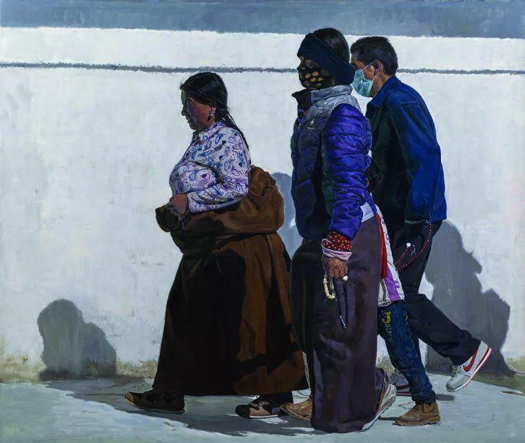 第十三届全国美展·油画作品展595幅 (全部)插图305