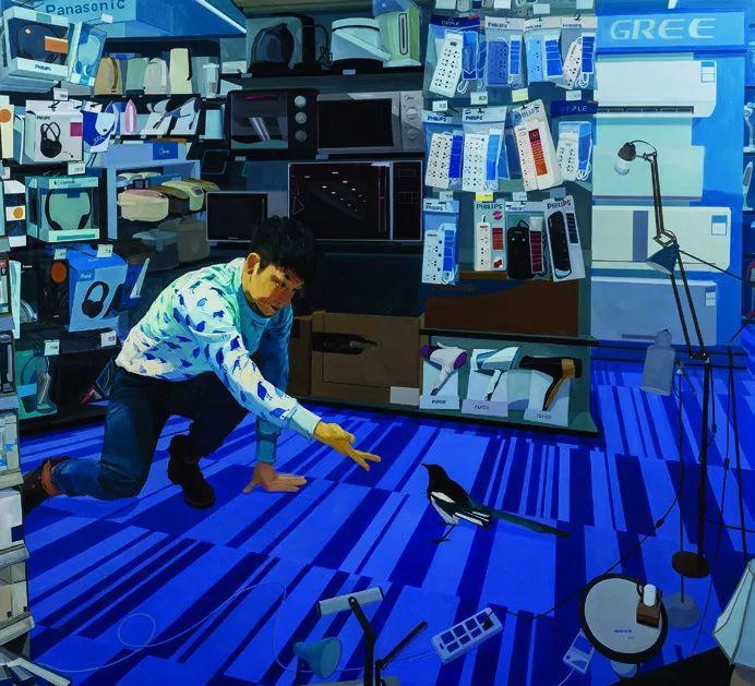 第十三届全国美展·油画作品展595幅 (全部)插图310