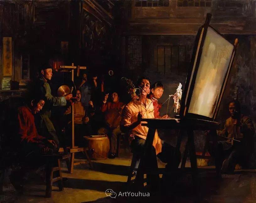 第十三届全国美展·油画作品展595幅 (全部)插图316