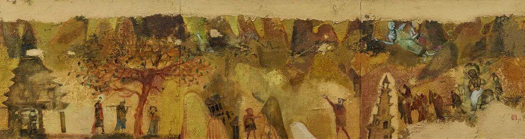 第十三届全国美展·油画作品展595幅 (全部)插图326