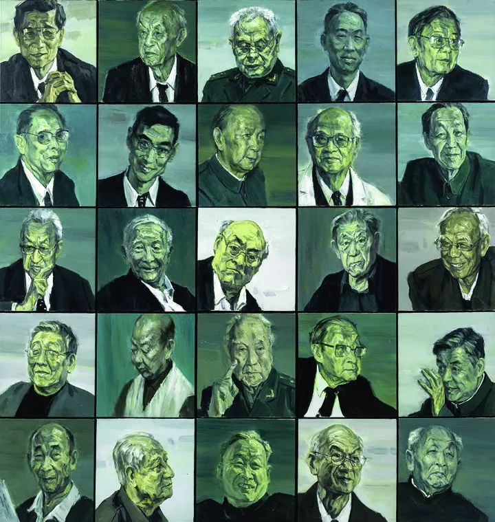 第十三届全国美展·油画作品展595幅 (全部)插图330