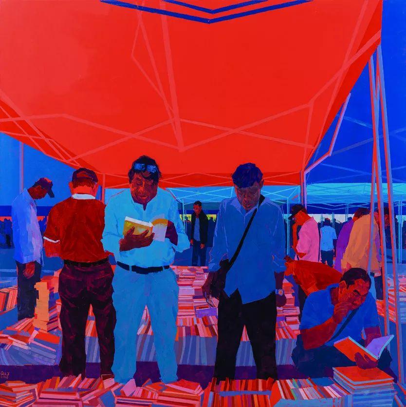 第十三届全国美展·油画作品展595幅 (全部)插图335