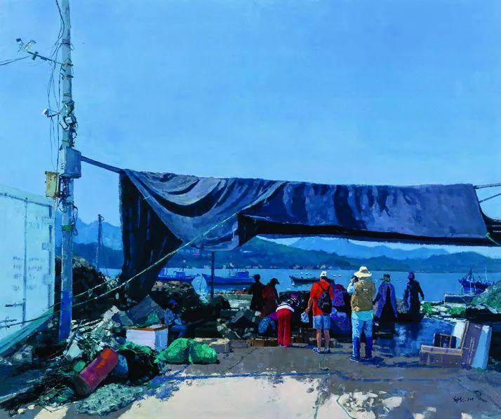 第十三届全国美展·油画作品展595幅 (全部)插图336