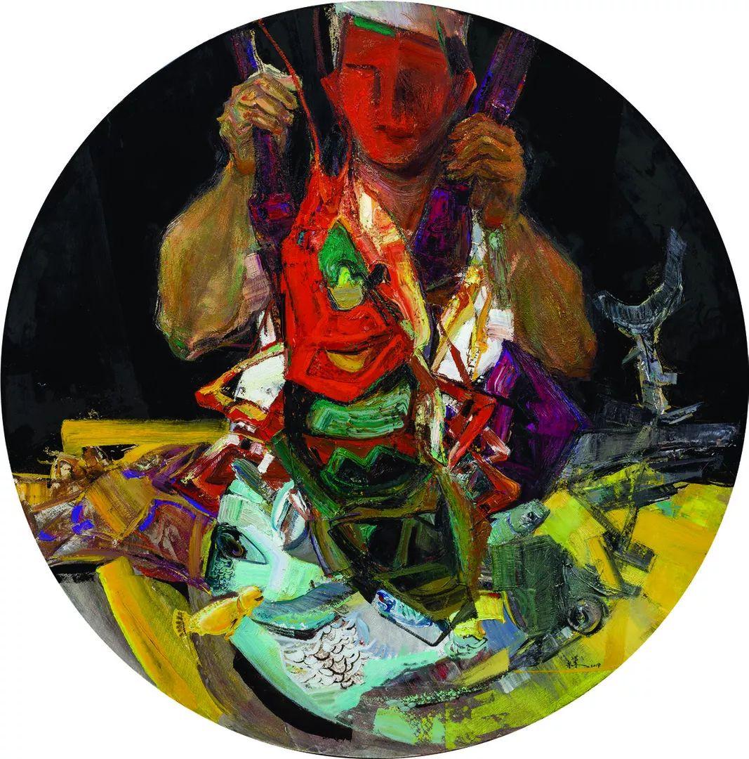 第十三届全国美展·油画作品展595幅 (全部)插图349