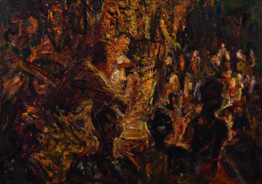 第十三届全国美展·油画作品展595幅 (全部)插图350