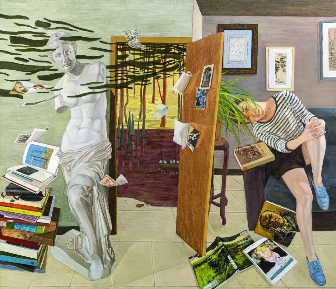 第十三届全国美展·油画作品展595幅 (全部)插图364