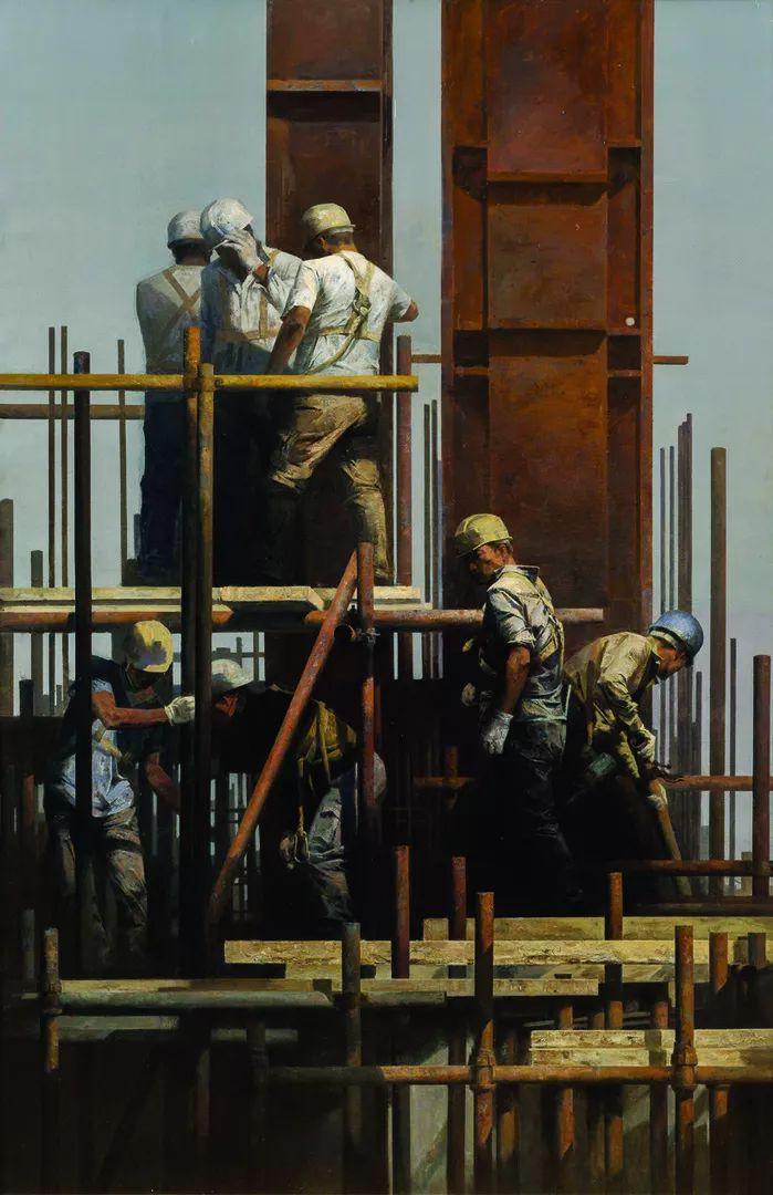 第十三届全国美展·油画作品展595幅 (全部)插图365