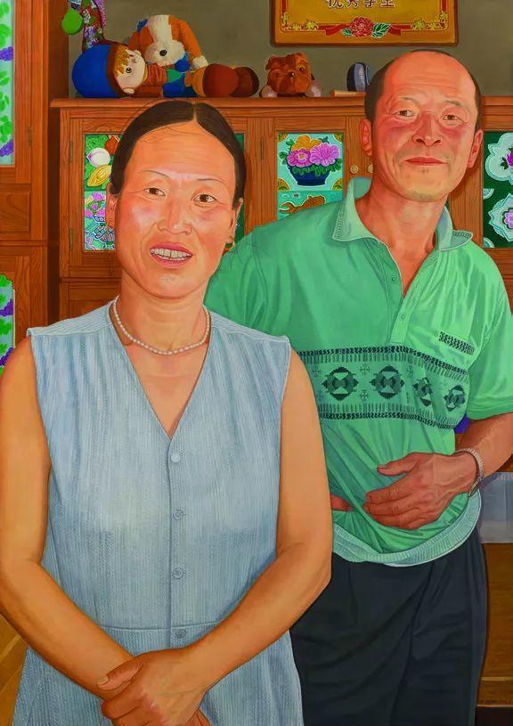 第十三届全国美展·油画作品展595幅 (全部)插图367