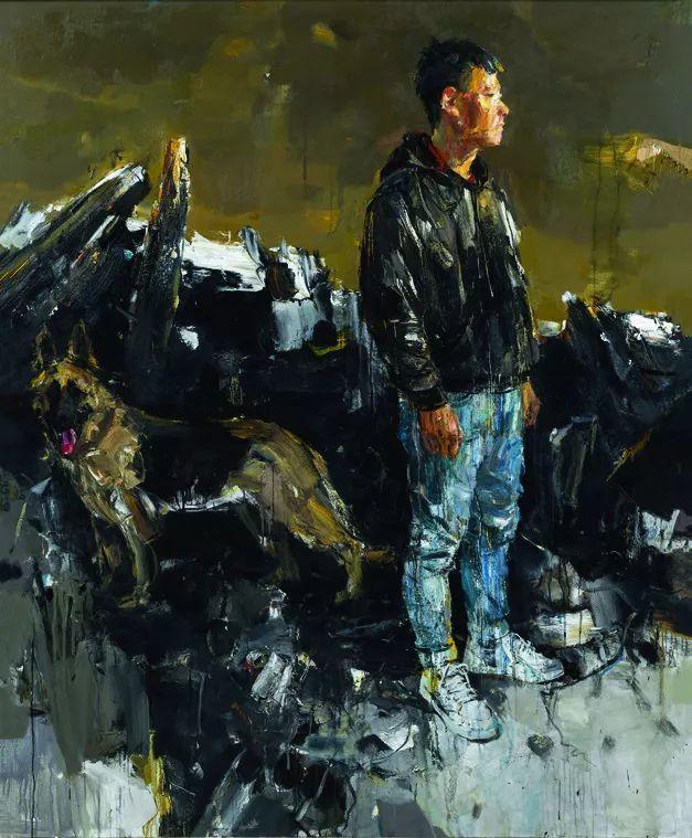 第十三届全国美展·油画作品展595幅 (全部)插图372