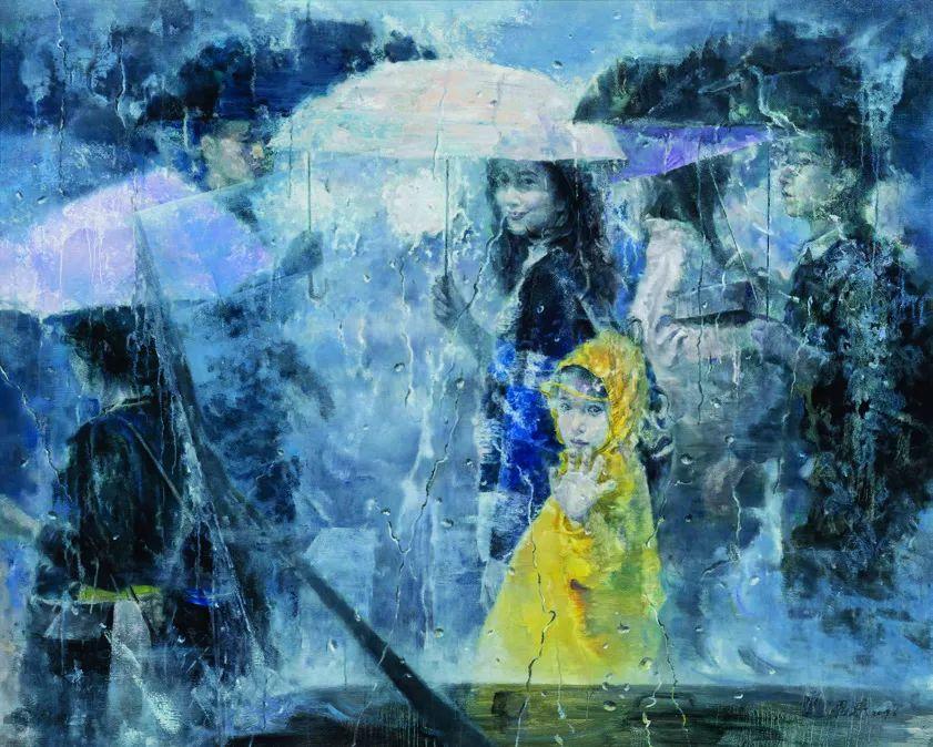 第十三届全国美展·油画作品展595幅 (全部)插图386