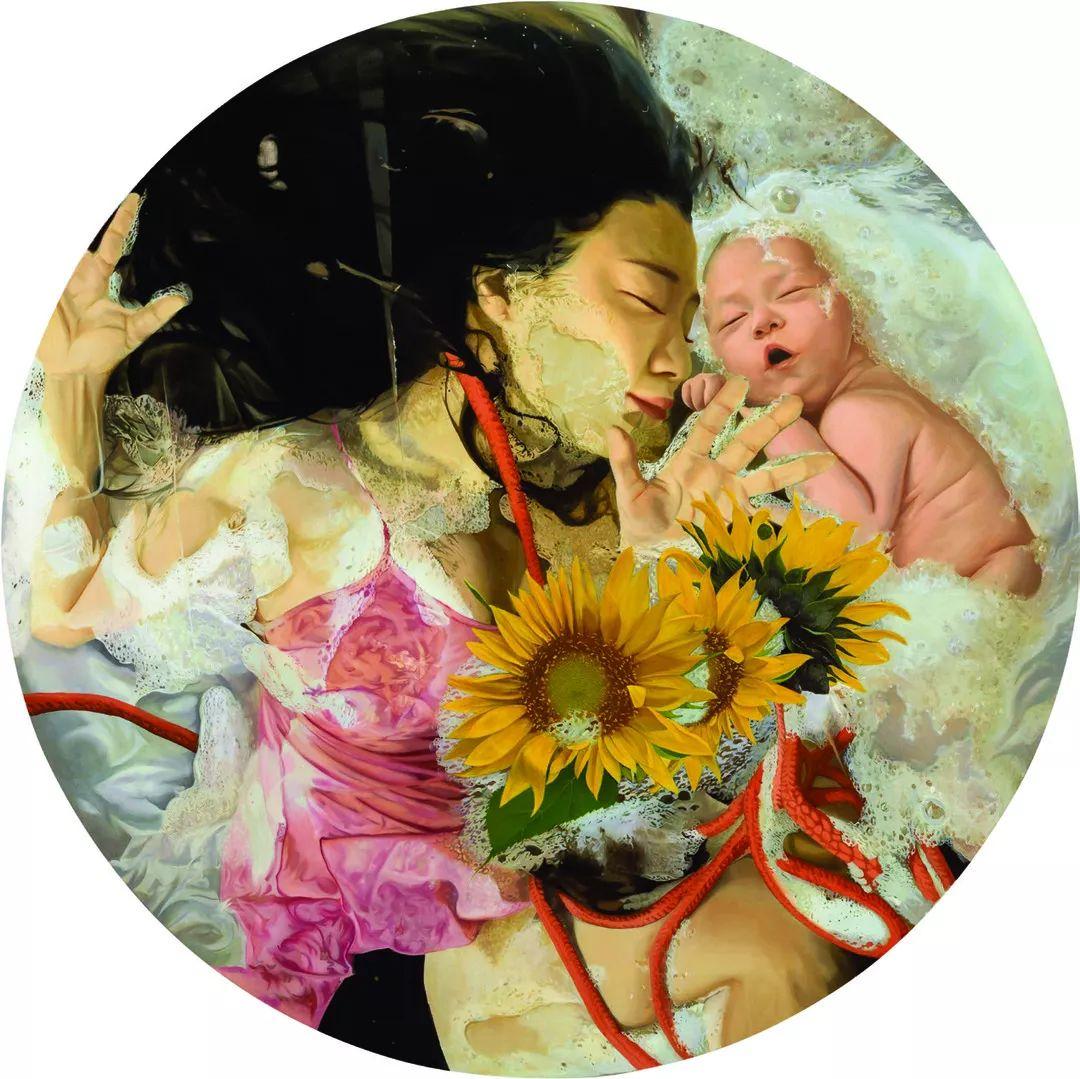 第十三届全国美展·油画作品展595幅 (全部)插图391