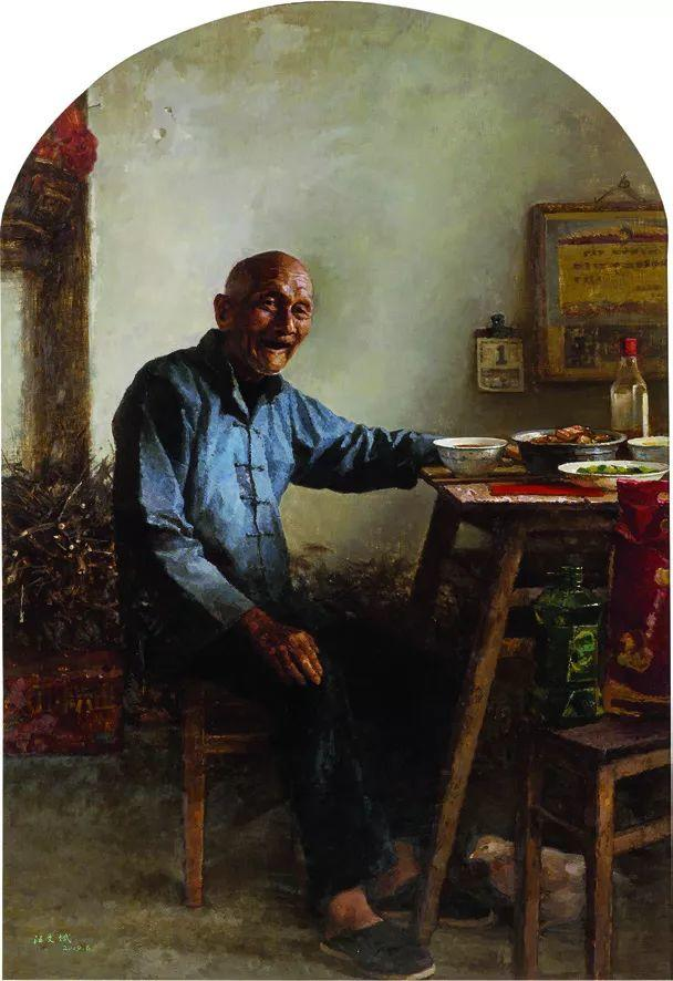 第十三届全国美展·油画作品展595幅 (全部)插图396