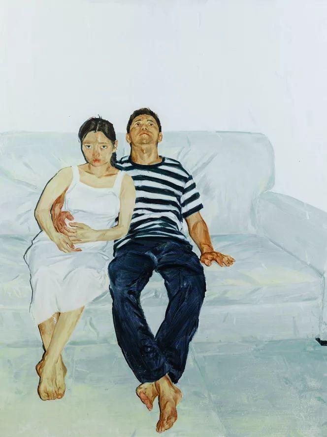 第十三届全国美展·油画作品展595幅 (全部)插图397
