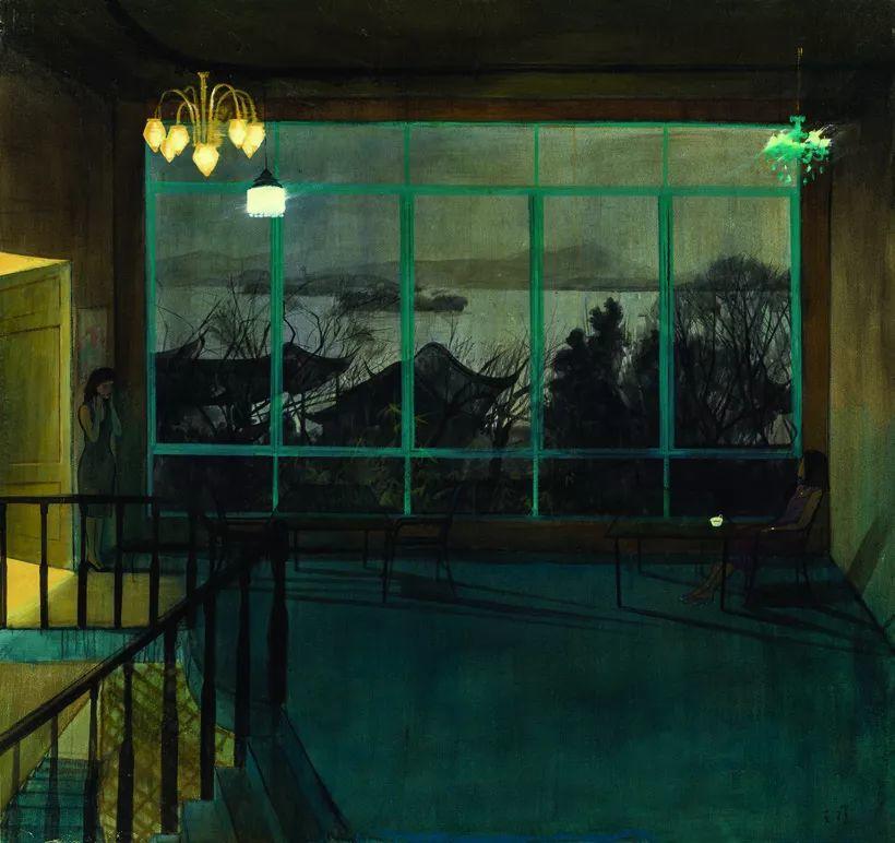 第十三届全国美展·油画作品展595幅 (全部)插图416