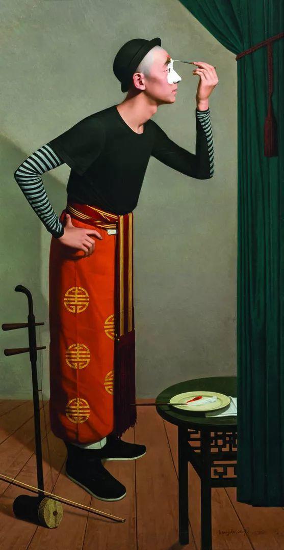 第十三届全国美展·油画作品展595幅 (全部)插图418
