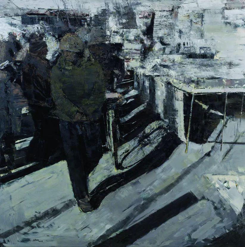 第十三届全国美展·油画作品展595幅 (全部)插图426