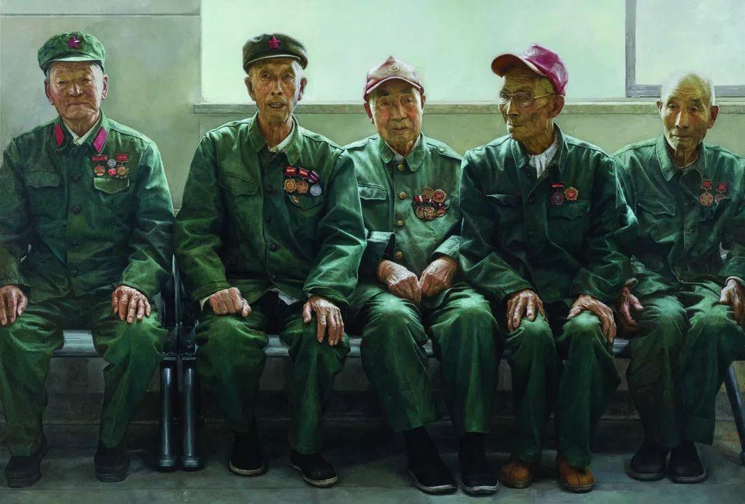 第十三届全国美展·油画作品展595幅 (全部)插图428
